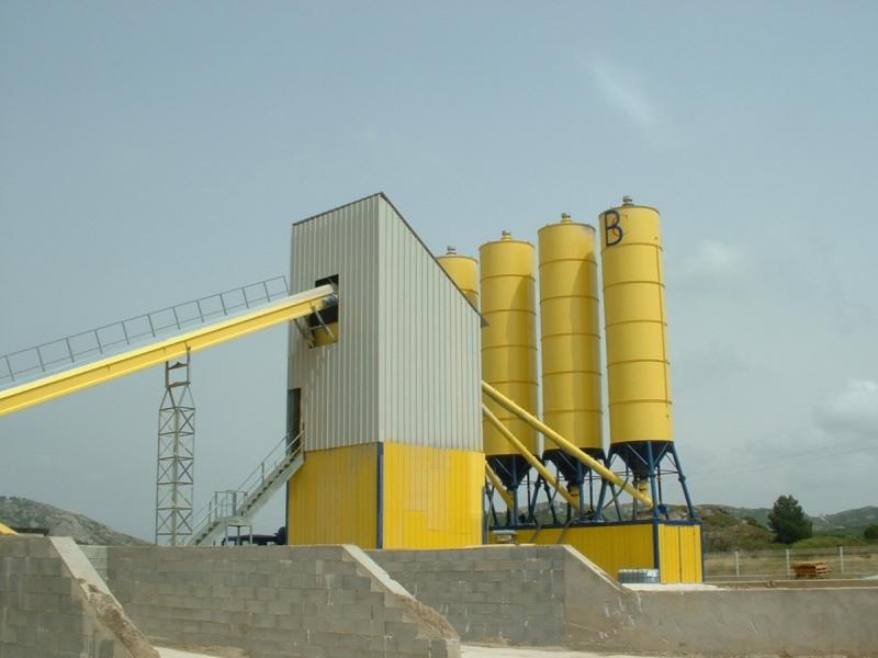 Cement Silos Betonmec Designs And Manufactures Vertical