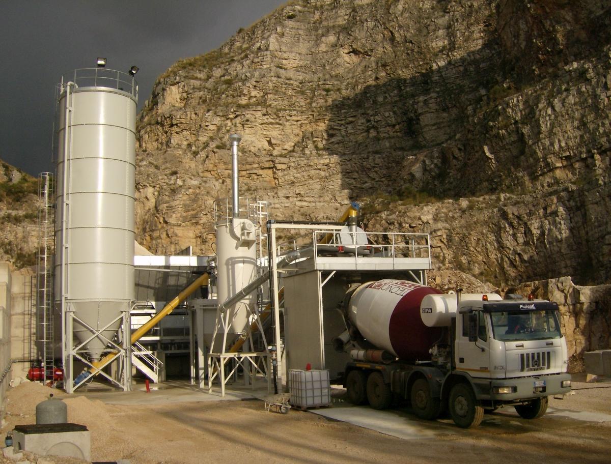Cement Plant Parts : Accessories and spare parts concrete mixing plant